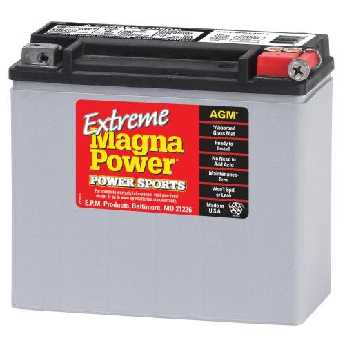 Deka Power Sports ETX20L Battery