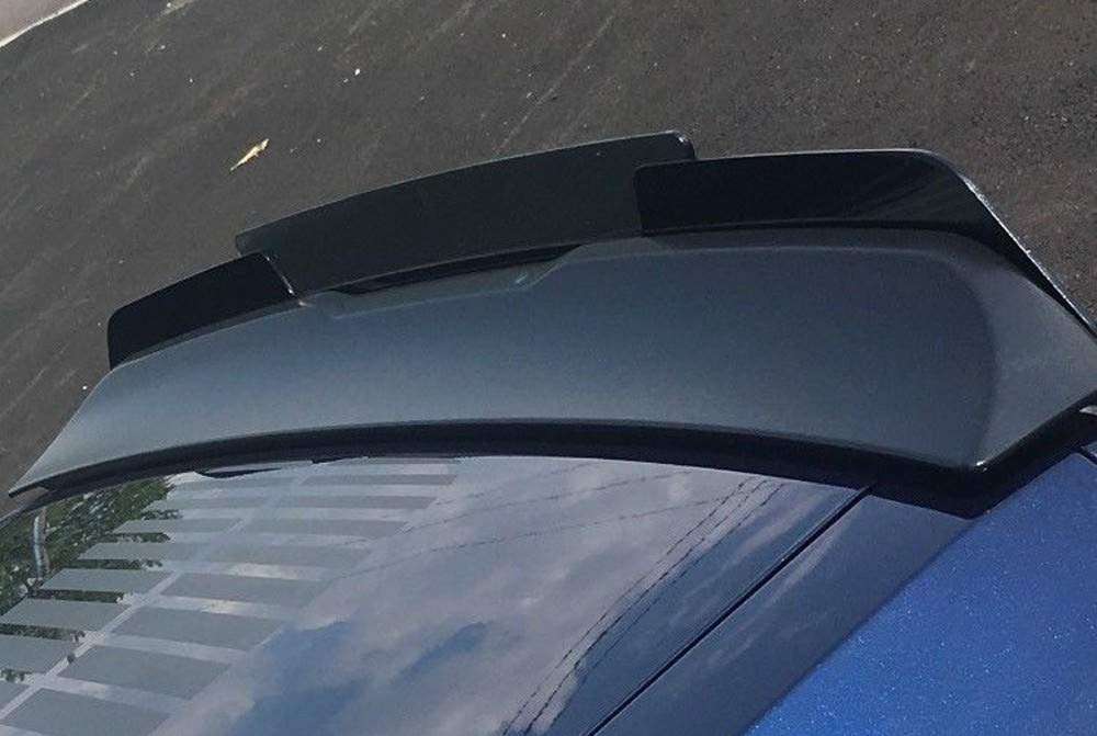 PSDesigns - Venom Series Challenger 2 Piece Wickerbill Spoiler with Camera  Cut Out 2015-2019 RT SRT Hellcat Scat Pack with RivNut Tool
