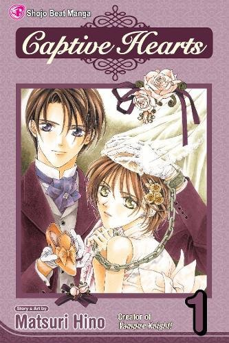 Where to find captive hearts manga?