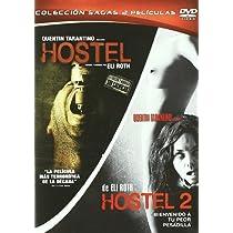 Pack Hostel + Hostel 2 [DVD]