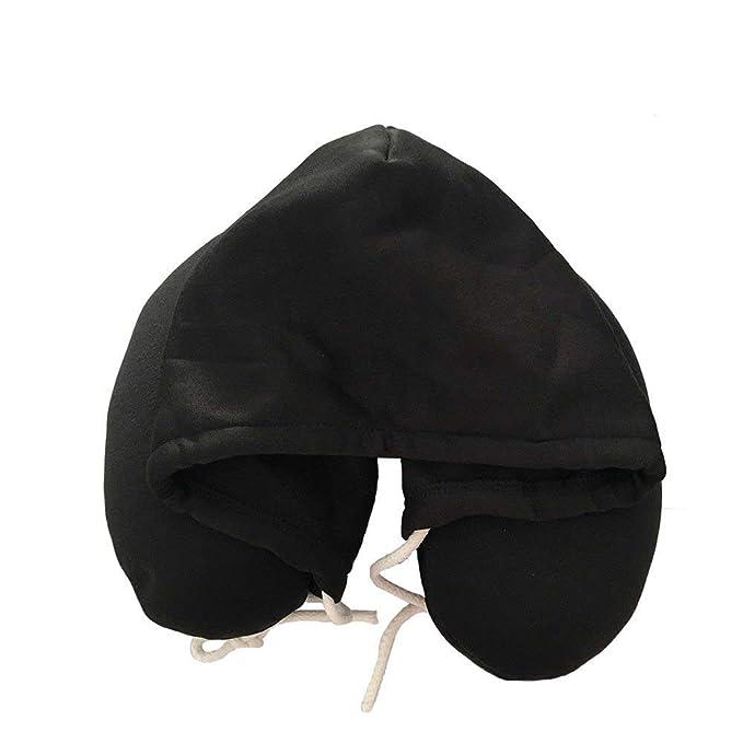 Amazon.com: EJZO Cojín de viaje con capucha para coche ...