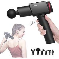 Australove 9D° Massager Gun Deep Tissue Percussion Muscle Massage for Pain Relief, Super Quiet Portable Neck Back Body…