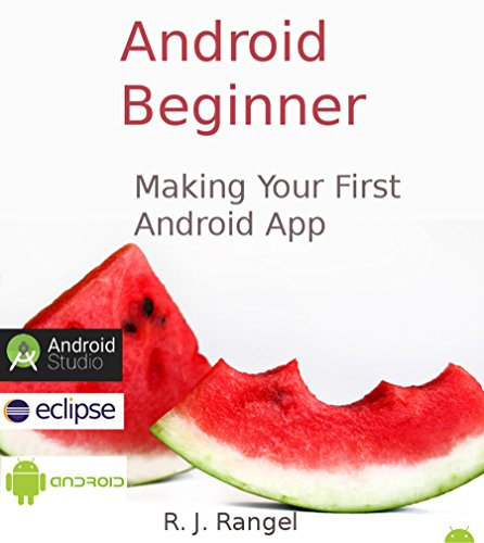 Android Beginner: Making Your First Android App (Learn How To Program Android Apps, How To Develop Android Applications) (English Edition)