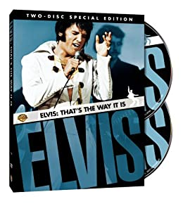 Elvis: That's the Way It Is (Two-Disc Special Edition) from Warner Home Video