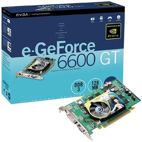 EVGA 128-P2-N368-TX 6600GT 128MB Pcie Ddr