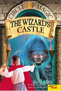 School of wizardry circle of magic book 1 debra doyle james d the wizards castle circle of magic book fandeluxe Image collections