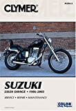 Suzuki Ls650 Savage Single, 1986-2003, Clymer Publications Staff, 0892878827