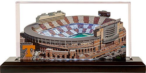 Tennessee Volunteers Neyland Stadium, Small Lighted in Display ()