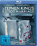 A Good Marriage (2014) ( Stephen King's a Good Marriage ) [ Blu-Ray, Reg.A/B/C Import - Germany ]