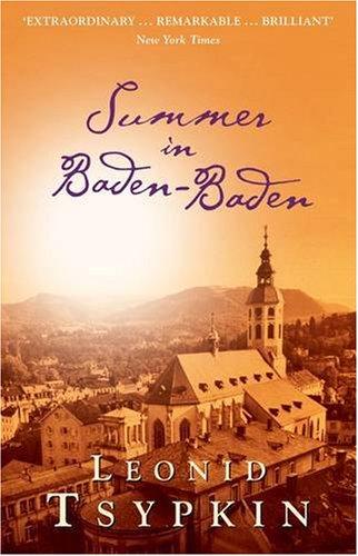 Summer in Baden-Baden pdf epub
