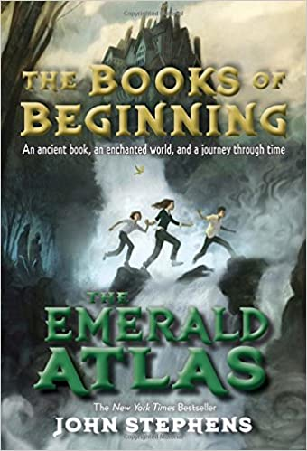 John Stephens - The Emerald Atlas Audiobook Free