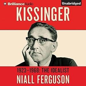 Kissinger: Volume I Audiobook