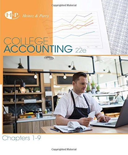 College Acct.,Ch.1 9
