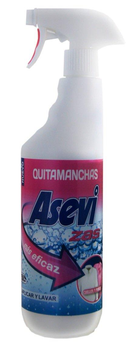 Asevi 23834 Quitamanchas Pulverizador, 750 Ml: Amazon.es: Industria, empresas y ciencia