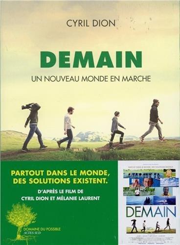 B.o.o.k Demain : Un nouveau monde en marche (French Edition) R.A.R