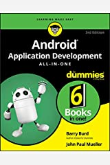 Android Application Development All-in-One For Dummies Kindle Edition