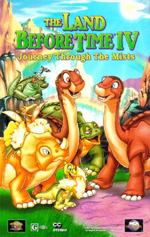 Price comparison product image The Land Before Time IV - Journey Through the Mists [VHS]