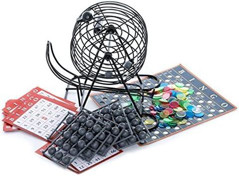 SpinMaster 6033152 Jaula de Bingo Pelotas: Amazon.es: Juguetes y juegos
