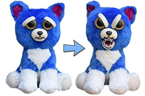 William Mark Feisty Pets Freddy Wreckingball The Blue Dog (Extinct - No Longer Produced)