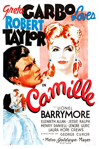 Movie Camille Poster - Camille Movie Poster or Canvas