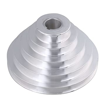 54 mm a 150 mm Diámetro exterior de 25 mm de diámetro interior 12.7 mm Aluminio ...