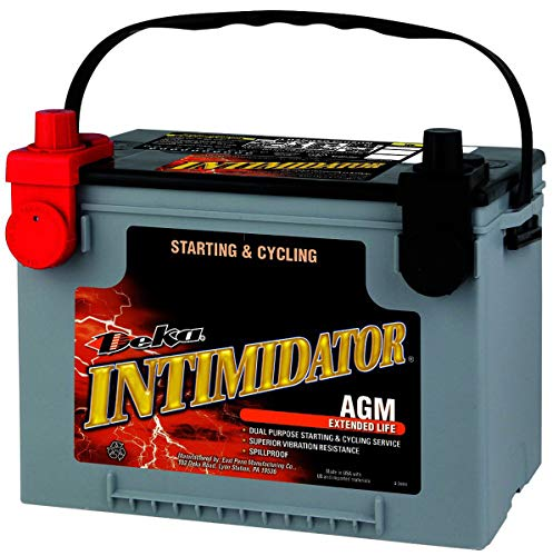 Deka 9A78DT AGM Intimidator Battery