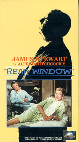- Rear Window [VHS]