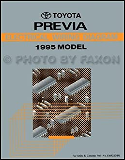 1995 toyota previa electrical wiring diagram (tcr10 \u0026 20 series1995 toyota previa electrical wiring diagram (tcr10 \u0026 20 series) paperback \u2013 1994