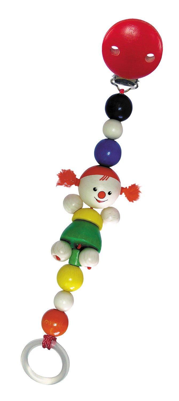 Hess-Spielzeug 13629 Schnullerkette Luci