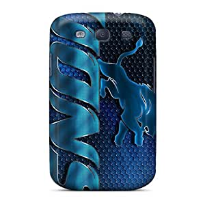 Bretprice Design High Quality Detroit Lions Cover Case With Excellent Style For Galaxy S3