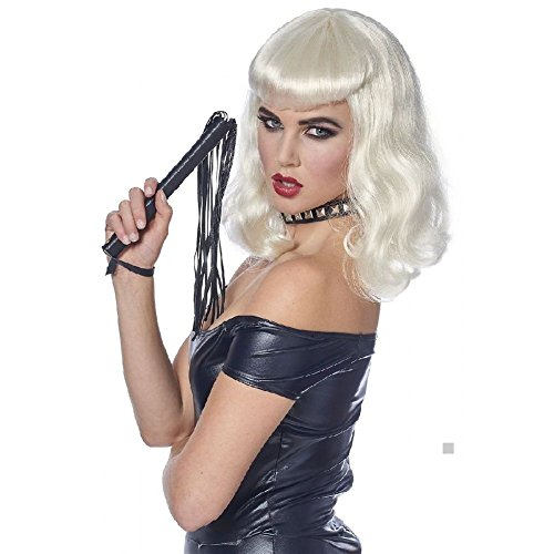 Pin Up Wig Adult 50s Rockabilly Girl Bettie Page Costume Halloween Fancy (Bettie Page Halloween Costume)