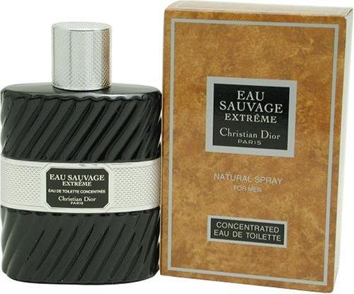Eau Sauvage Extreme By Christian Dior For Men. Eau De Toilette Spray 3.4 (Discount Dior Makeup)