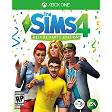 Electronic Arts Sims 4 Deluxe Party Edition - Xbox One