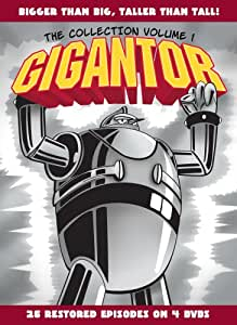 4pc:Gigantor: the Collection -