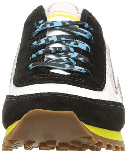 Zapatillas Para Mujer Marc Jacobs Astor Jogger Blanco / Multicolor