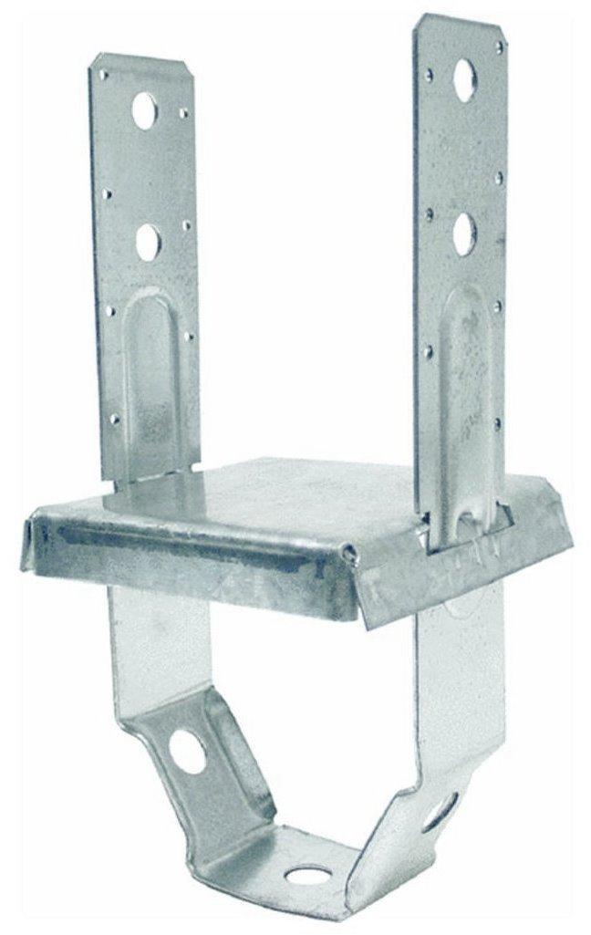 Simpson Strong Tie PBS66 12-Gauge 6x6 Standoff Post Base 10-per box