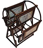 Restore Ancient Ways Ferris Wheel Windmill Photo Frame 4 inch Personalized Unique Gifts Store Photos Album Picture Frames Home Decoration