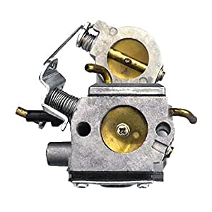 MagiDeal carburador hormigón Tallado Sierra Carb Herramientas Motosierra Husqvarna para 510K750K760