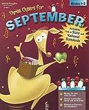 Three Cheers for September, Margaret Fetty and Diane Jasinski, 0739898361