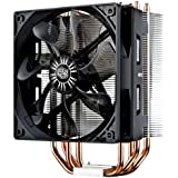 Cooler Master Hyper 212 Evo (RR-212E-20PK-R2) CPU Cooler with PWM Fan, Four Direct Contact Heat Pipes
