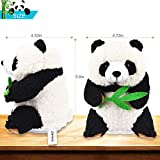 Qwifyu Talking Panda, Repeats What You Say Plush