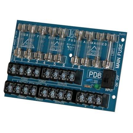 Power Dist Module 8 Output Fuse