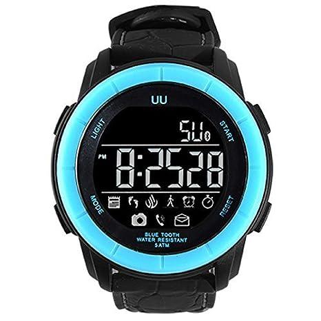 Amazon.com: Bond Reloj Inteligente Bluetooth 5 ATM ...
