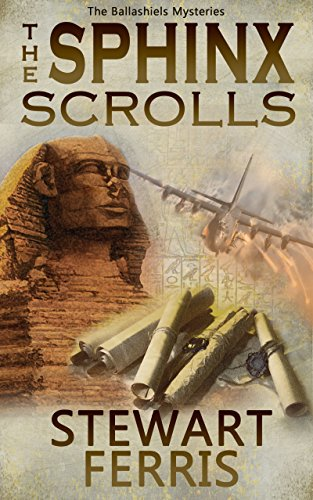 book cover of The Sphinx Scrolls