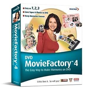 amazoncom ulead dvd moviefactory 40