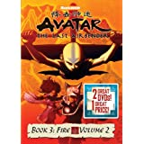 Avatar The Last Airbender Double Pack: Book 3 V 1 & Book 3 V 2