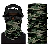 MIRKOO 3D Premium Breathable Seamless Tube