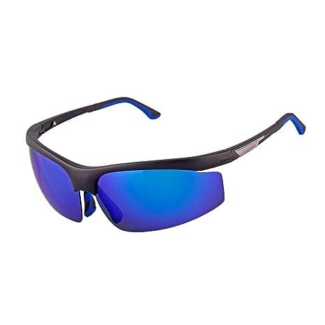 5481334307 Yomeni Unisex Polarized Sports Sunglasses Tr90 Unbreakable Frame