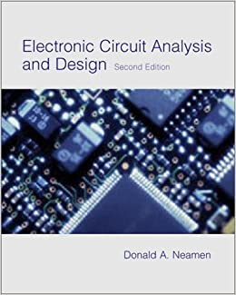 Buy Electronic Circuit Analysis and Design (Mcgraw-Hill Series in ...