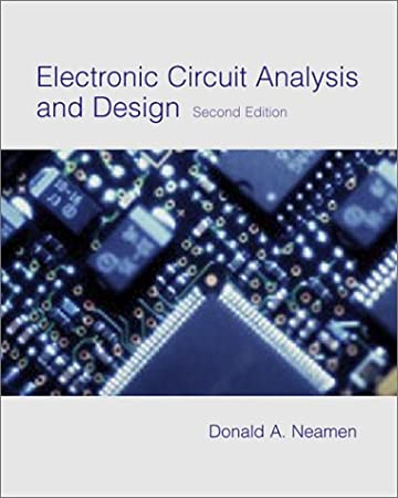 amazon com electronic circuit analysis and design (mcgraw hillimage unavailable image not available for color electronic circuit analysis and design (mcgraw hill